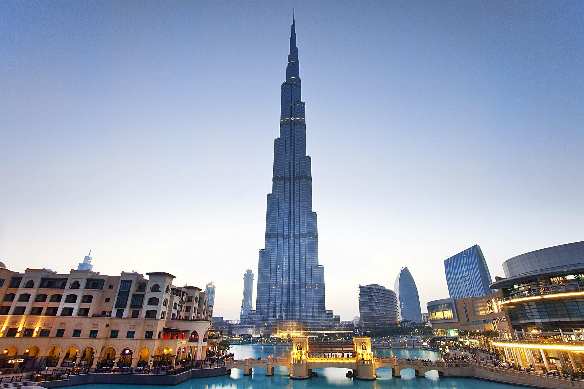 Best Tourist Attractions in Dubai