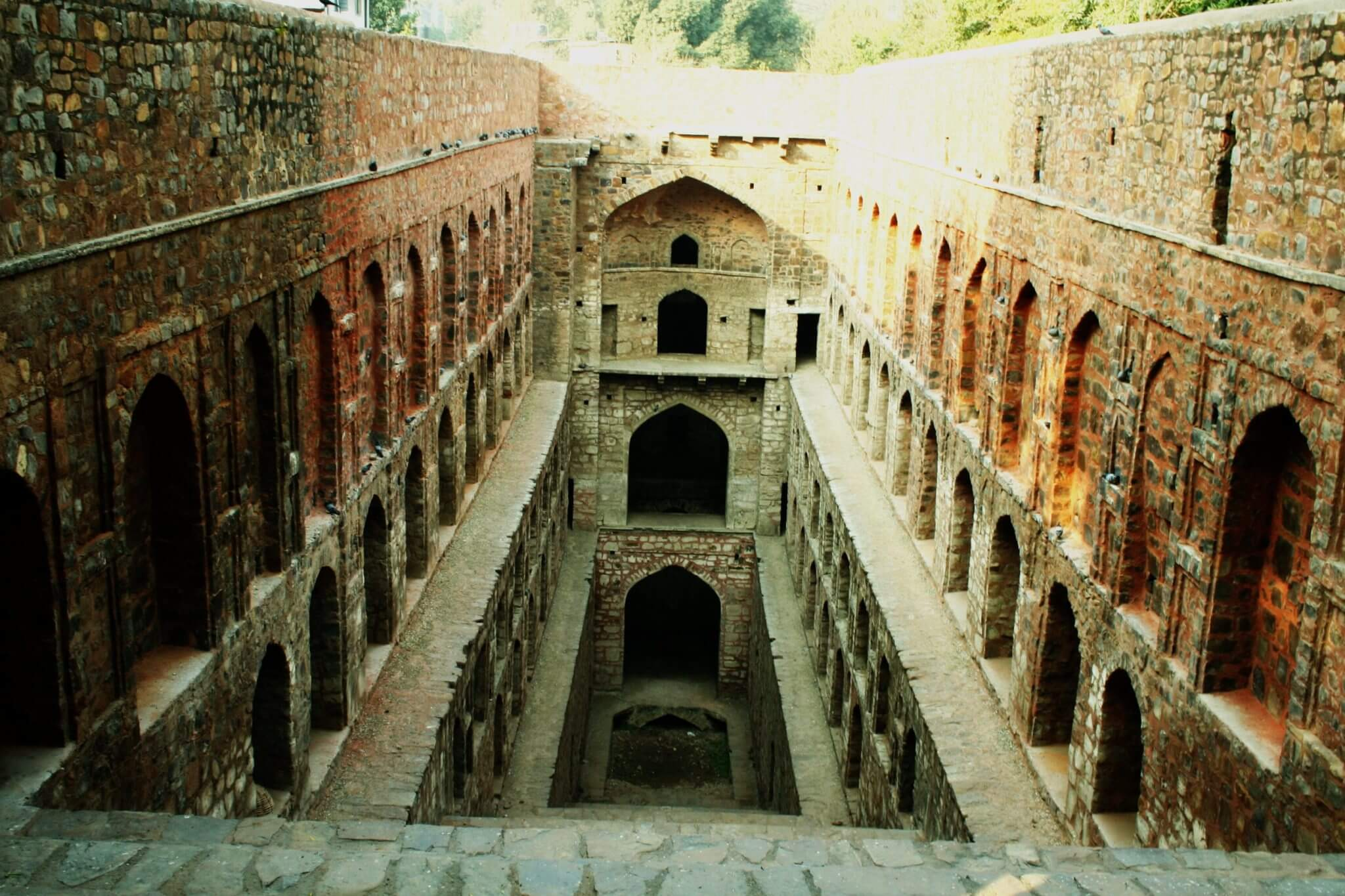 hidden places to explore in Delhi