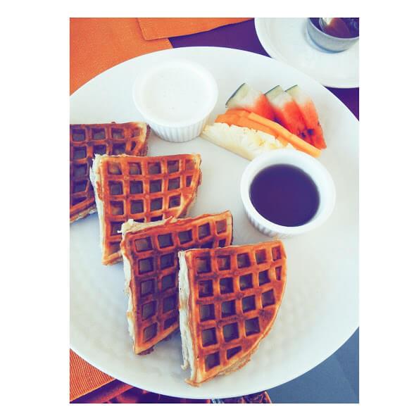 Best waffles in Delhi