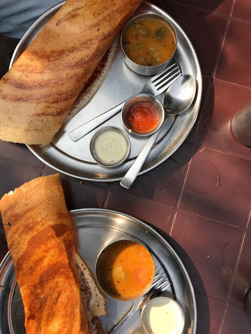 best breakfast places in Delhi