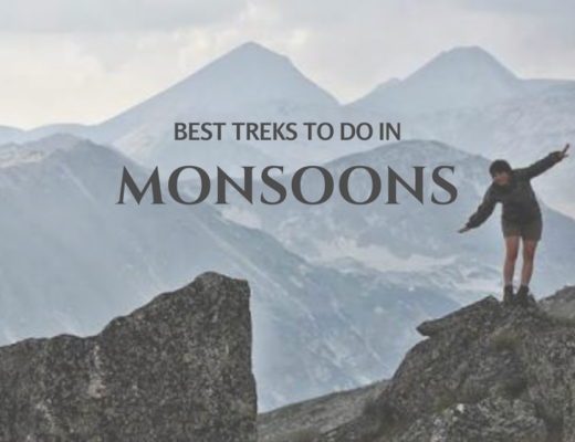 Best Treks to do in Monsoon
