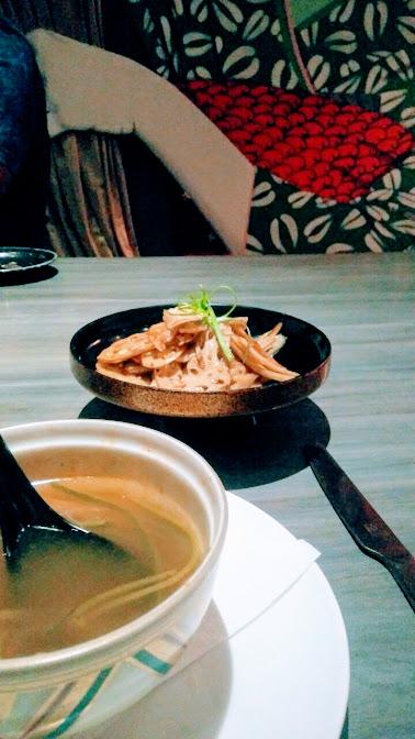 Best Japanese restaurant in Delhi
