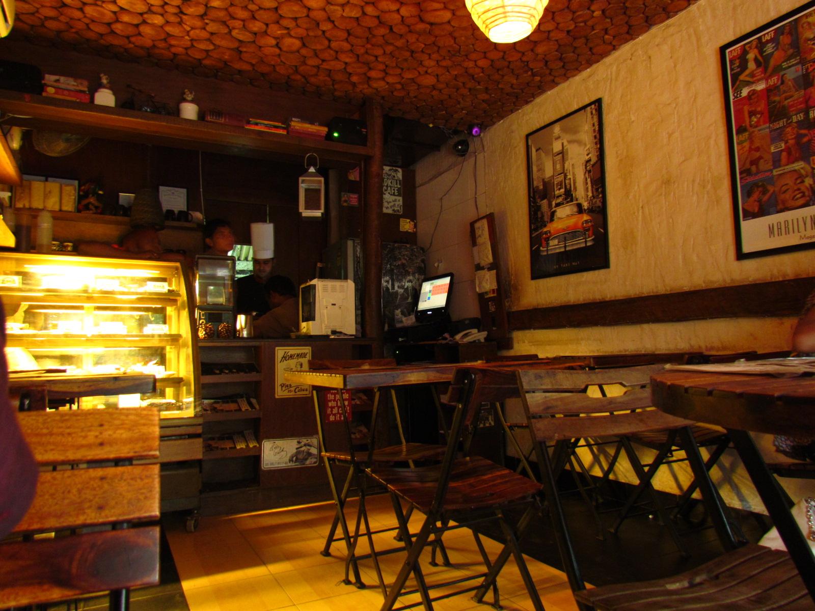 best cafés in Gurgaon