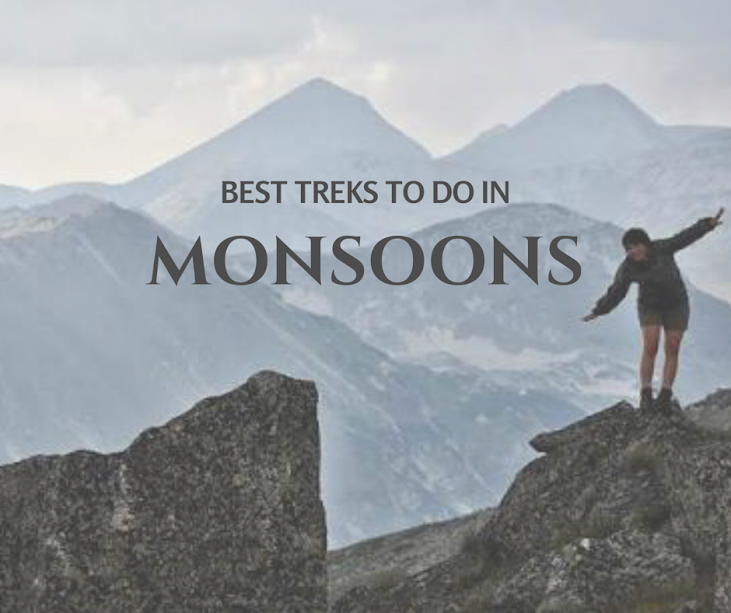 Best Treks to do in Monsoon